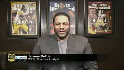 The Jerome Bettis Show - Segment 3 (1/2/21)