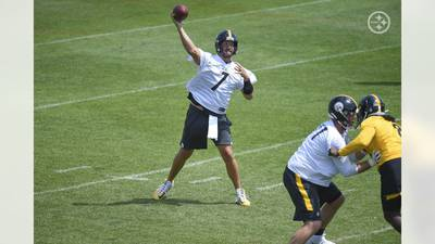 PHOTOS: Pittsburgh Steelers training camp Day 1