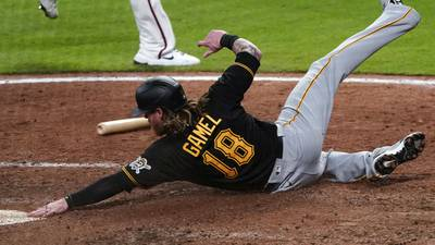 Ben Gamel's RBI single helps Pirates rally past Tigers 3-2