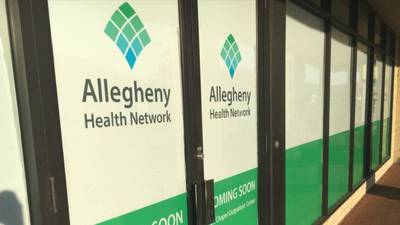 AHN to establish new outpatient clinic at former Main Event space in North Fayette