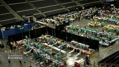 Our Region's Business - Mission of Mercy dental clinic