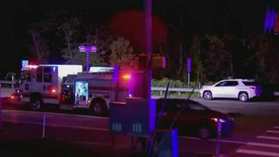 Man dies on road in Monroeville after being hit by vehicle