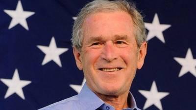 Former President Bush to address Eradicate Hate Global Summit in Pittsburgh next week