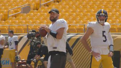 Steelers choose to continue practicing as several teams protest in wake of Jacob Blake shooting
