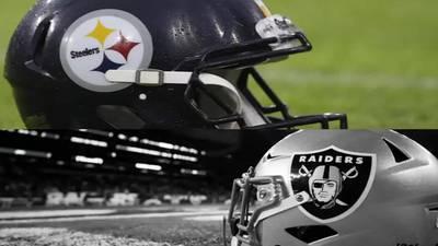 Steelers, Raiders hoping to prove Week 1 wins were no fluke