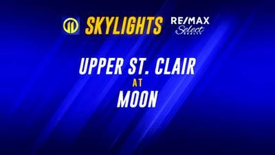 Skylights Week 7: Upper St. Clair (13) at Moon (16)