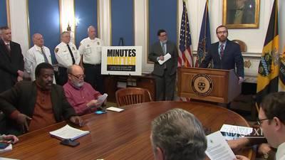 UPMC and Public Safety unveil new life saving skills program