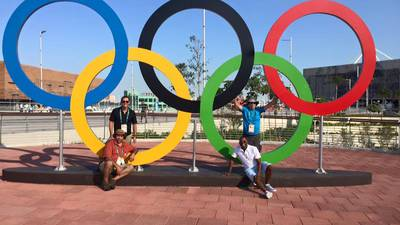 What it's like to cover the Olympic games, Pittsburgh athletes