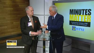 Minutes Matter with Dr. Donald Yealy, Chair of Emergency Medicine