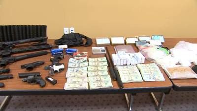 10-month investigation leads to massive drug bust in Plum