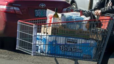 Toilet paper again: Costco limits toilet paper, cleaning supply purchases