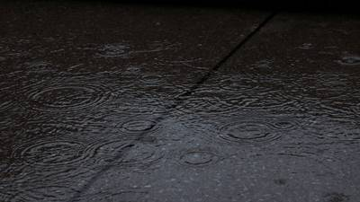 Rain to move through area Thursday with chance for thunderstorms