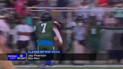 Skylights Week 2 Player of the Week: Jay Pearson - Sto-Rox