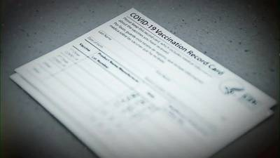 Federal Trade Commission: Don't buy fake COVID test results, vaccine cards