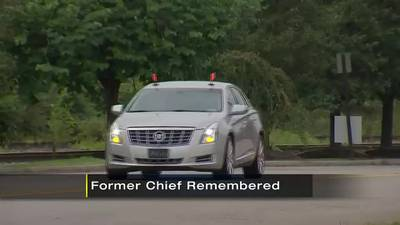 Former Lawrence fire chief laid to rest