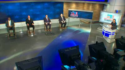 Channel 11 moderates Black Political Empowerment Project debate among 4 Pittsburgh mayoral candidates