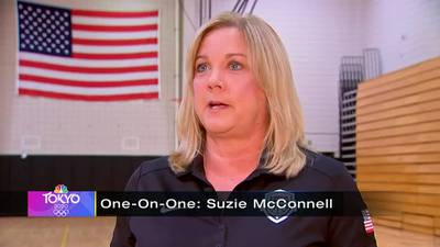 Pittsburgh Superstars: Suzie McConnell-Serio, women's basketball