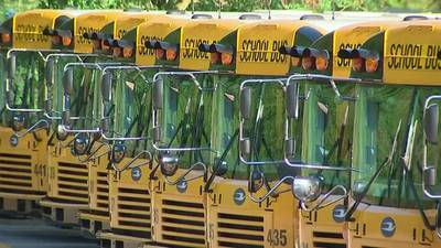 Bus issues create frustrating first week for parents, students in several school districts