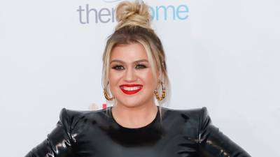 Kelly Clarkson declares 'Christmas Isn't Canceled (Just You)' in latest holiday track