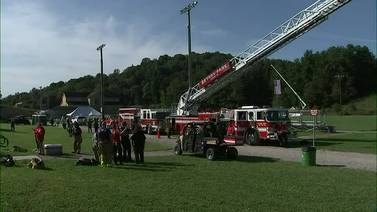 Volunteer firefighters raising money for others make us Proud to be from Pittsburgh