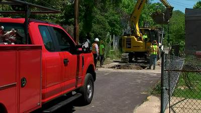 Pittsburgh Water & Sewer Authority making repairs after Channel 11 showed homes flooded with sewage