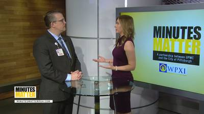 Minutes Matter with Ben Reynolds PA-C, UPMC Chief Advanced Practice Officer