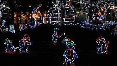 'Tis the season to celebrate: Holiday Lights returns to Kennywood in 2021