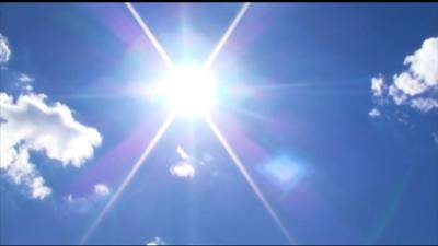 Warm and mostly dry conditions for the last weekend of summer