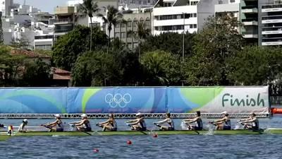 Pittsburgh Superstars: Amanda Polk, women's rowing