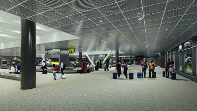 PHOTOS: New renderings show future of Pittsburgh International Airport terminal