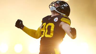 T.J. Watt signs massive new 5-year contract with Pittsburgh Steelers