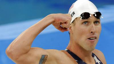 Olympic swimming champion Klete Keller pleads guilty to storming Capitol