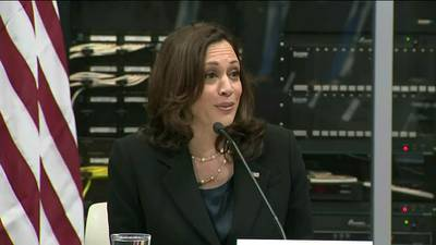 VP Kamala Harris makes first visit to Pittsburgh, talks unions and Child Tax Credit