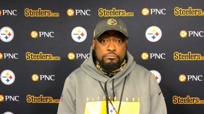 Steelers' Coach Tomlin says Bills were more physical as team tries to get back in the win-column