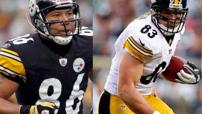 Five Pittsburgh Steelers nominated for Pro Football Hall of Fame's Class of 2022