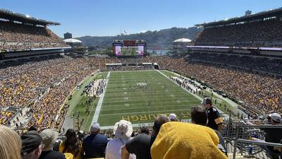 PHOTOS: First Steelers home game of the season at Heinz Field