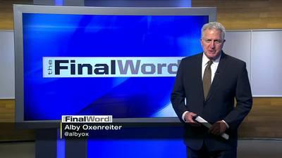The Final Word - Segment 1 (8/29)