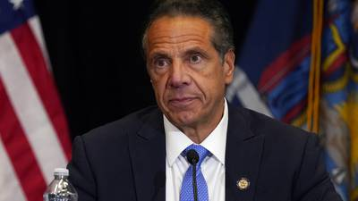 New York Gov. Andrew Cuomo resigns effective in 14 days, Lt. Gov. Kathy Hochul to replace him
