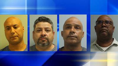 Four arrested in scam targeting grandparents