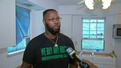 Pittsburgh developer helps first time minority homeowner's American Dream