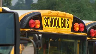 Mother upset after bus driver leaves her 5-year-old at the wrong stop