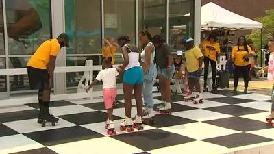 Pittsburgh group using roller skating to connect with inner city youth