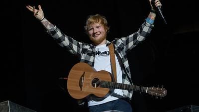 Photos: Ed Sheeran through the years