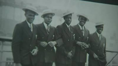Pittsburgh Superstars: John Woodruff, men's track & field