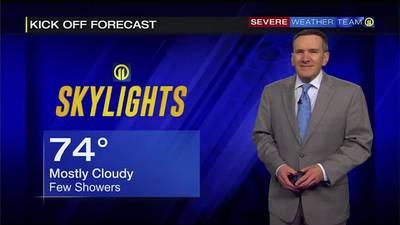 Scott Harbaugh Friday Skylights Forecast