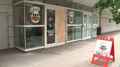 Pittsburgh bakery targeted with racist messages and vandalism