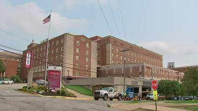 Local hospital system experiencing unusually high number of patients