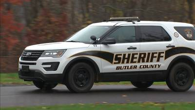 Butler County sheriff deputies deliver mail-in ballots to voters