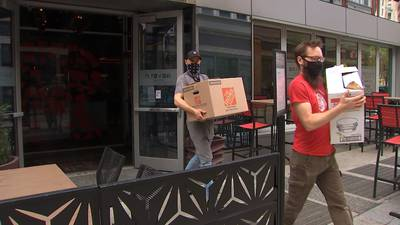 412 Food Rescue has delivered more than 50,000 meals so far this year