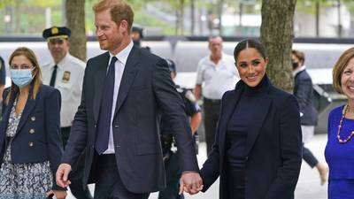 Meghan Markle pens open letter to Congress calling for paid family leave